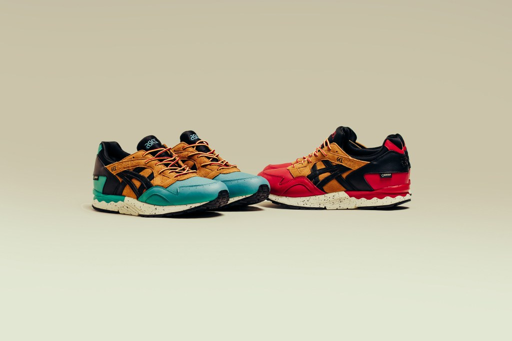 GEL-Lyte V GORE-TEX pack