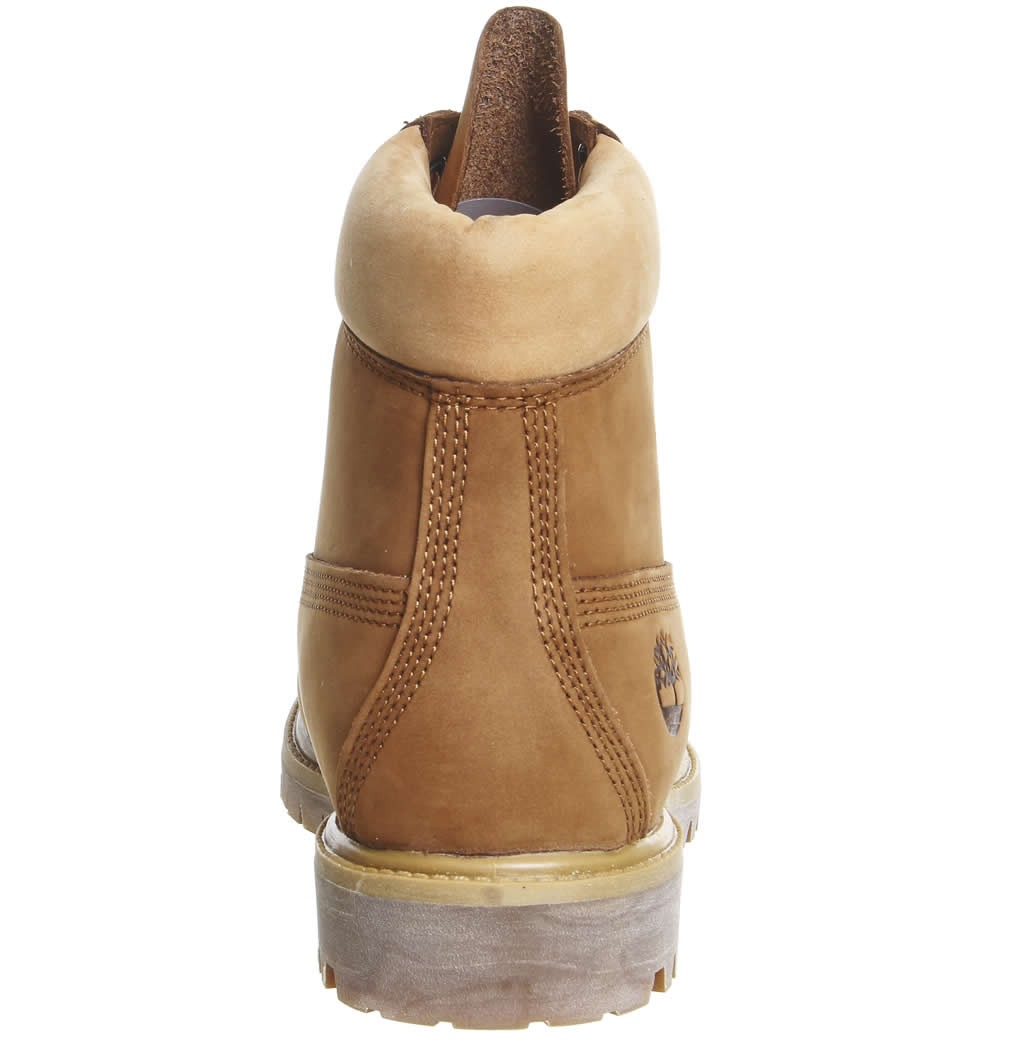 Heel Tab, Timberland x Offspring Tea & Toast Boot