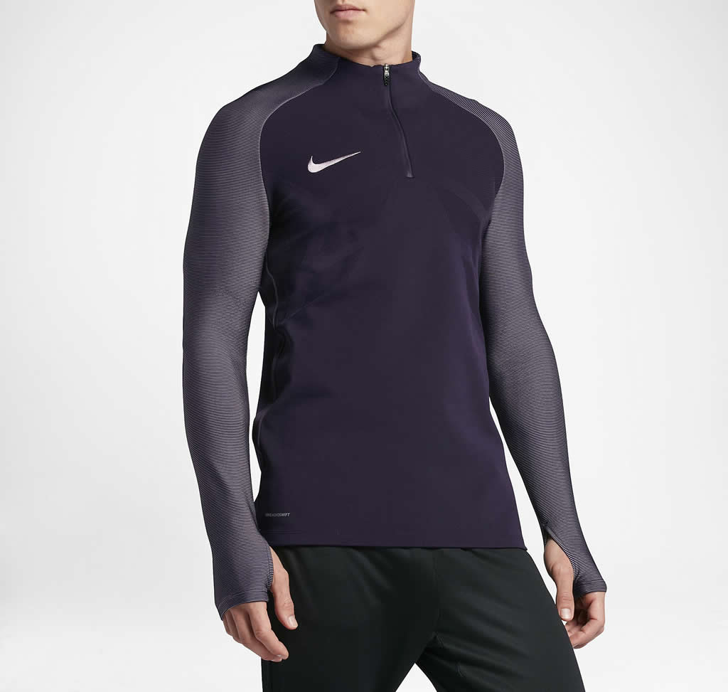 Men's Football Drill Top by Nike