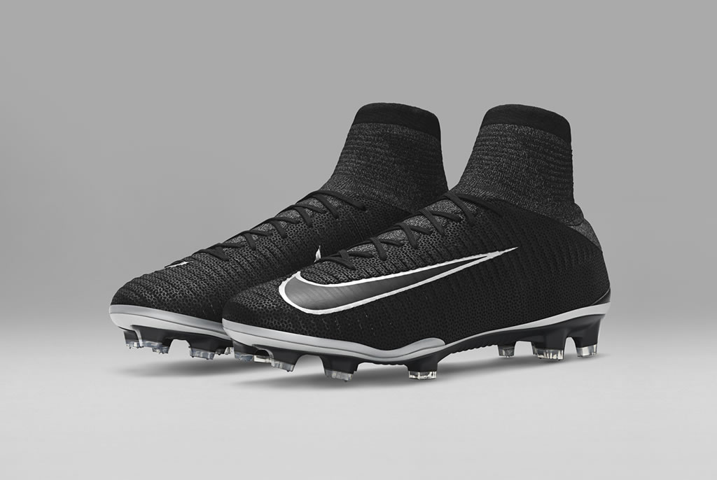 Mercurial Football Boots by Nike