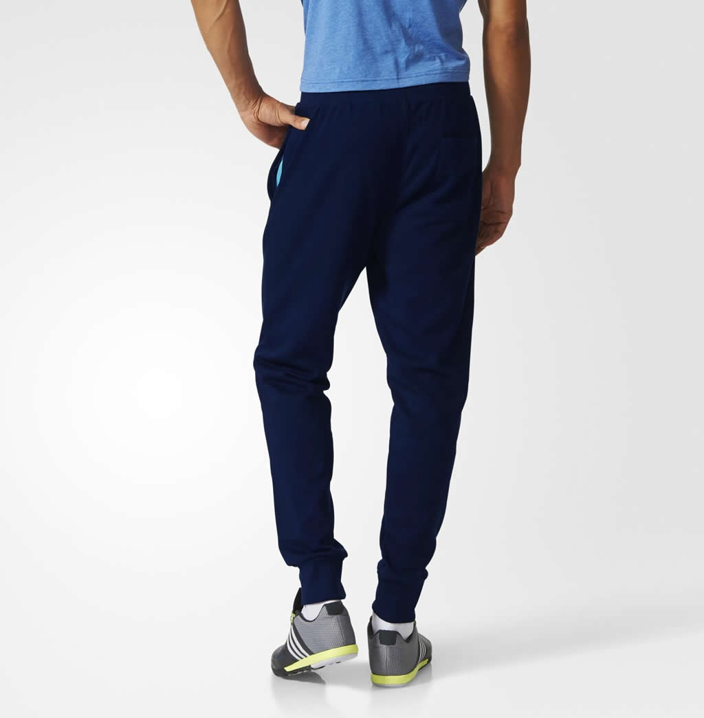 Navy Condivo 14 Soccer Pants by Adidas