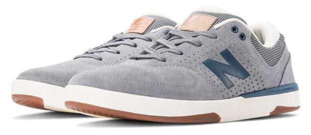 New Balance Blue Men's Skateboarding Shoes