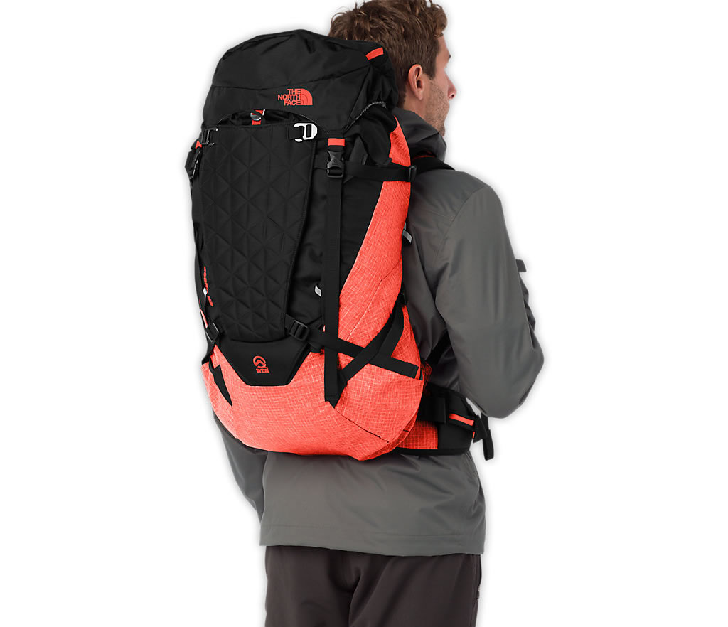Orange Cobra 52 Backpack By The North Face