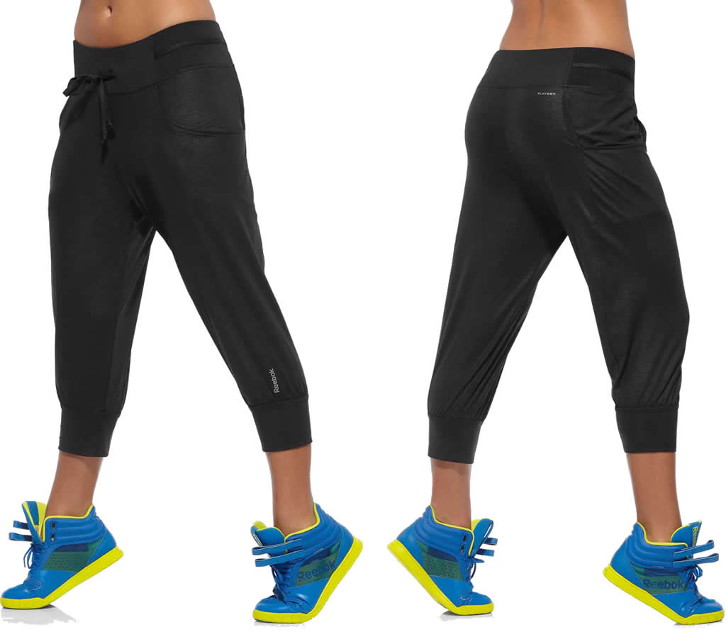 Own Mix Reebok women's dance capri