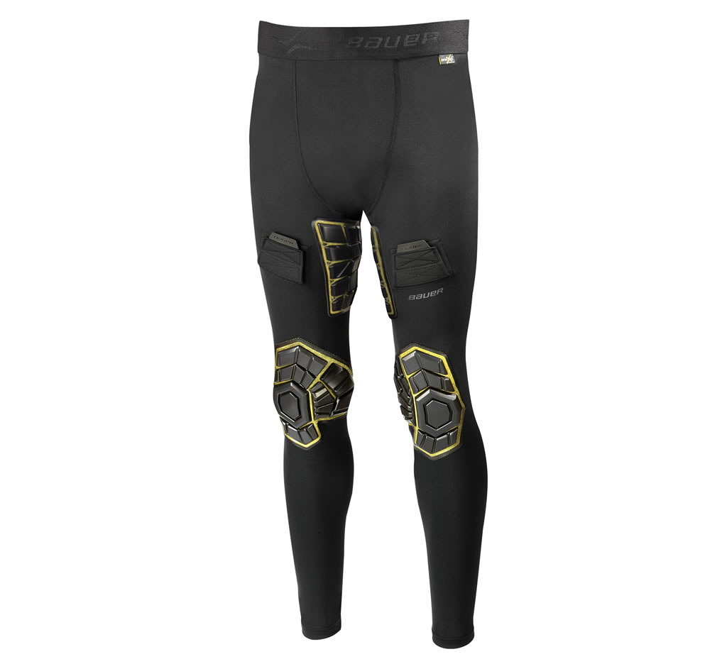 Padded Goalie Base Layer Pant By Bauer