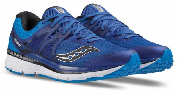 Saucony Blue Men's Triumph Iso 3 Sneakers