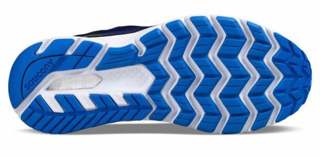 Saucony Blue Men's Triumph Iso 3 Sneakers, Sole