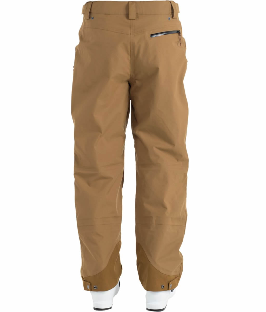 Sepia FlyLow Gear Chemical Pant, Back