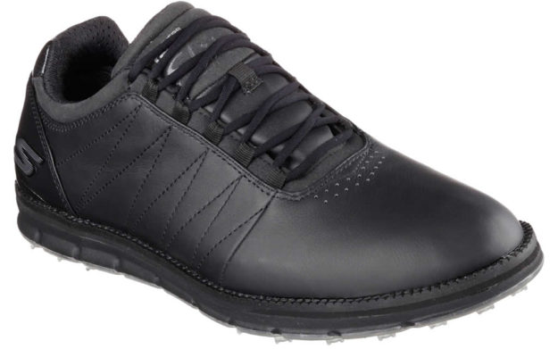 Skechers Black GO GOLF Elite Shoes For Men