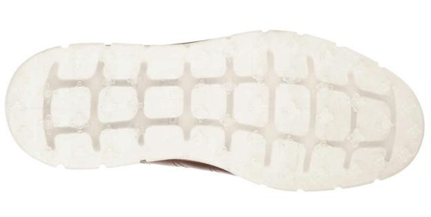 Skechers Brown GO GOLF Elite Shoes For Men, Sole