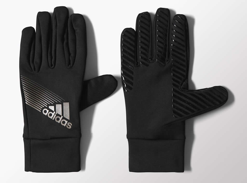 Soccer gloves by adidas