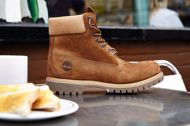 Tea & Toast Boot By Timberland x Offspring