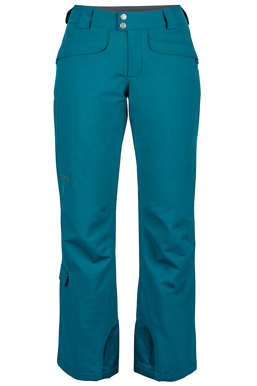 Teal Women's Skyline Insulated Pant by Marmot