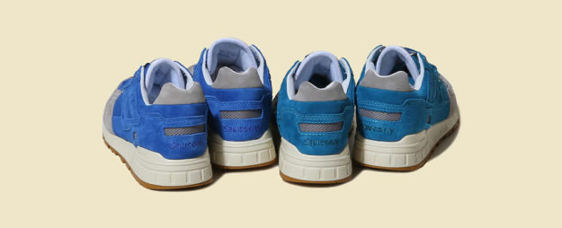 The Elite Shadow 5000 by Saucony x Bodega