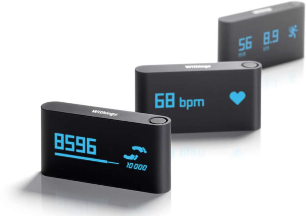 The Withings Pulse Ox Fitness Monitor