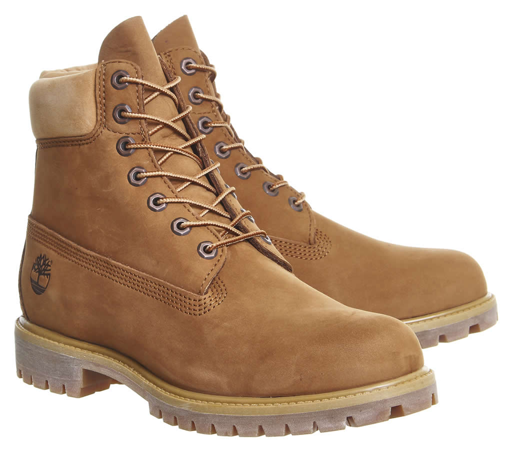Timberland 'Tea and Toast' X Offspring