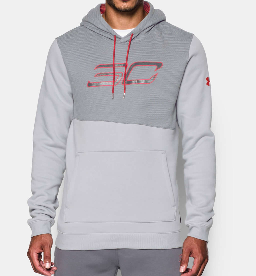 Under Armour basketball hoodie