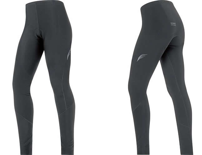 Women's winter cycling tights