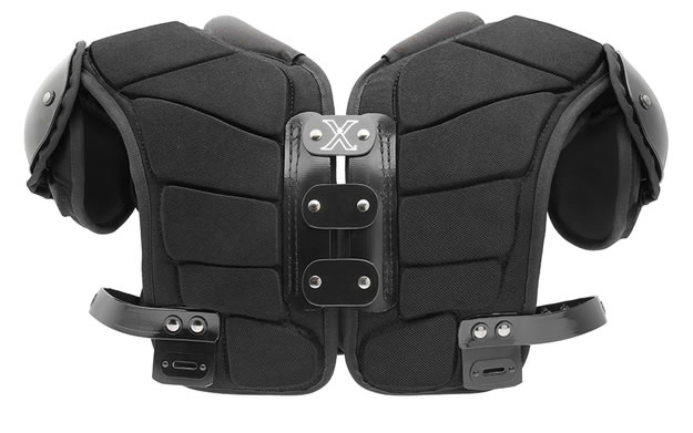 XFlexion Apex Adult Shoulder Pads By Xenith