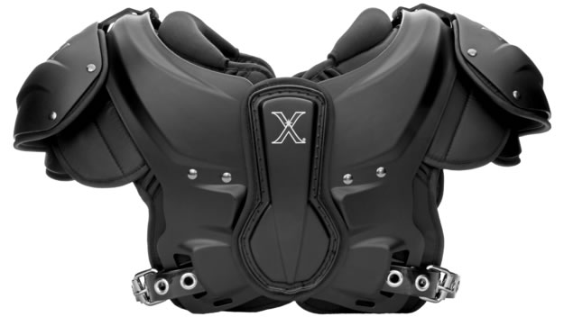 Xenith XFlexion Velocity Adult Shoulder Pads