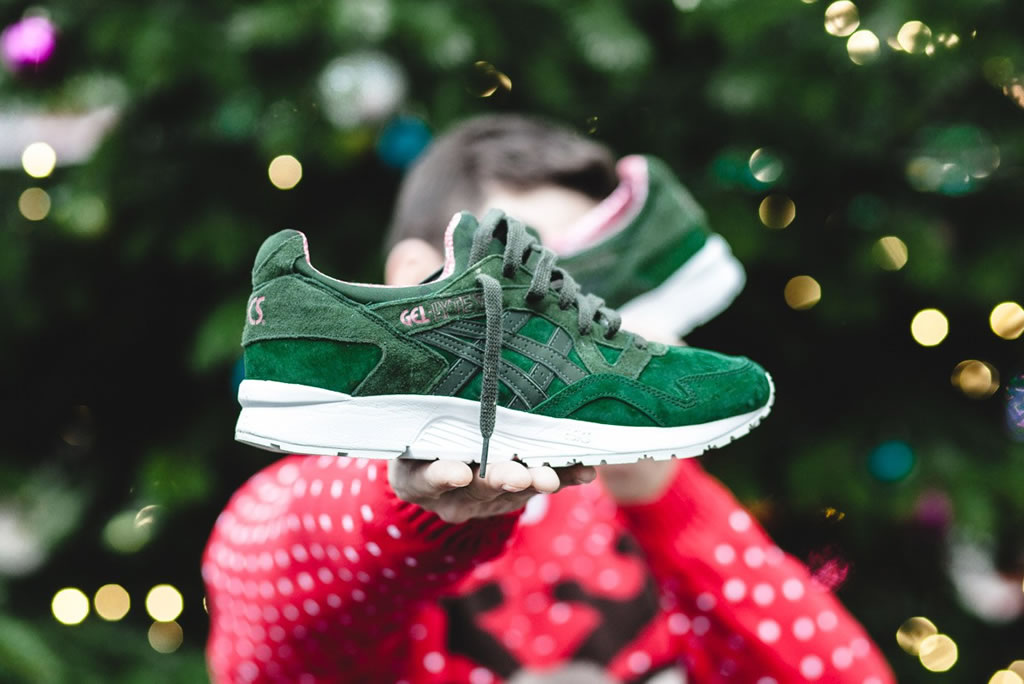 Asics Reveals The Holiday-Ready X-Max GEL-Lyte V