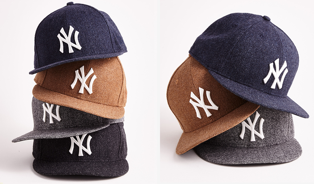 Awesome New York Yankee Hats By Todd Snyder x New Era