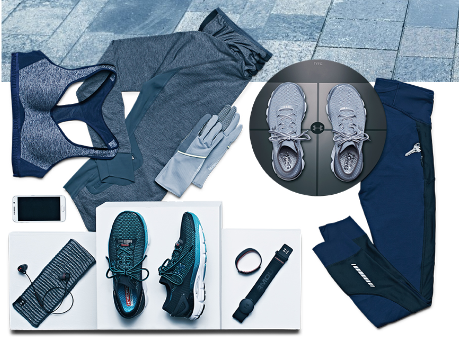 Awesome Women's Running Outfit By Under Armour