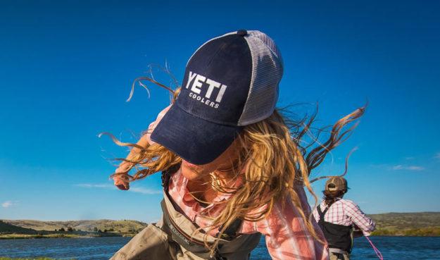 Comfortable Traditional Trucker Hat By YETI 6e8e30f16e77