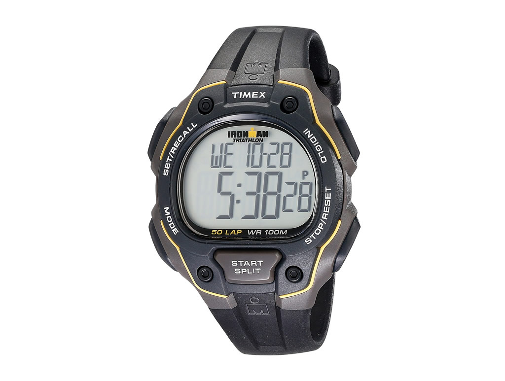 Ironman Traditional Core 50-Lap Sports Watch By Timex