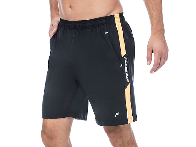 Men's tennis shorts with pockets by FILA