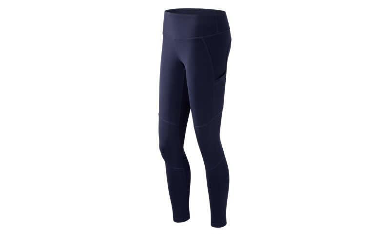 Navy J.Crew Fashion Tight By New Balance
