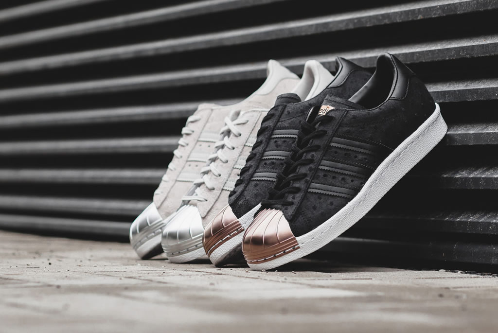 New 80s Superstar Pack By Adidas
