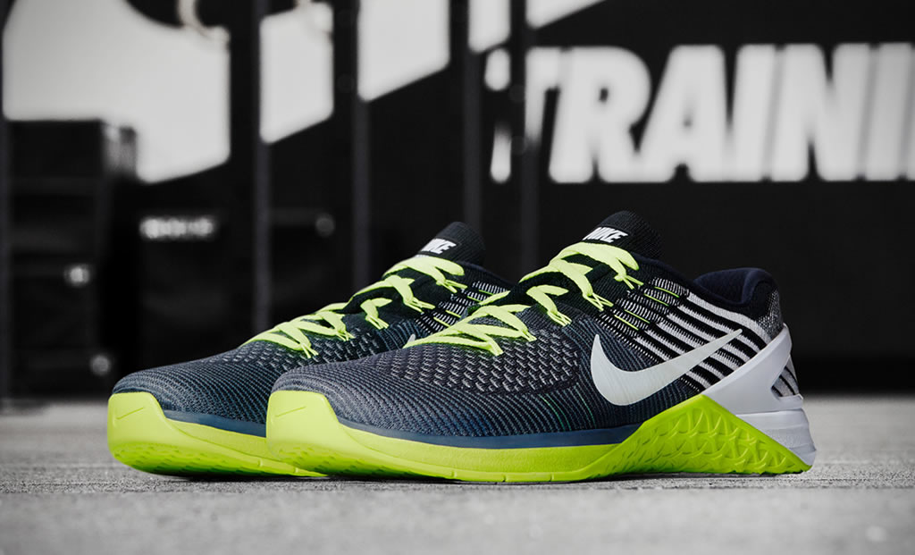 Here's A Close Look At The Nike Metcon 3 DSX Flyknit