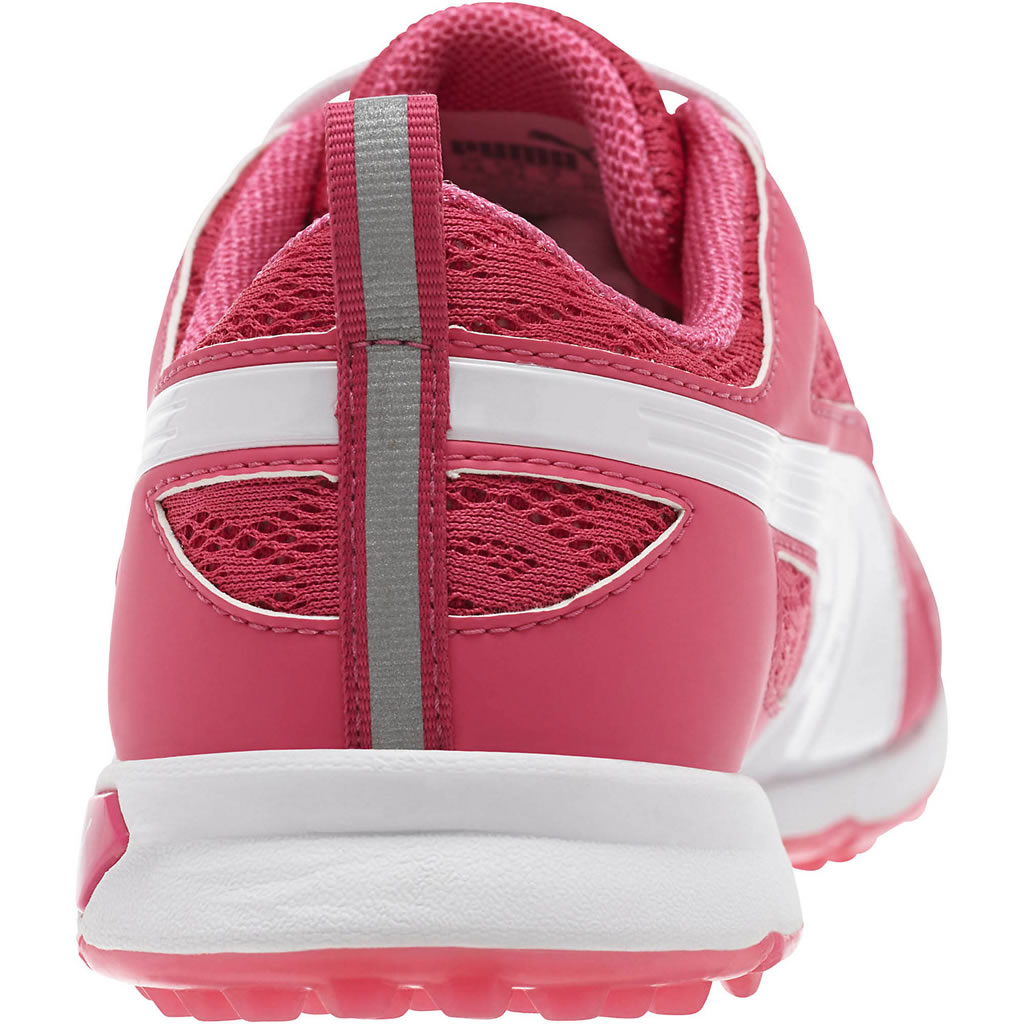 Puma BioFly Mesh Women's Golf Shoes, Heel Tab