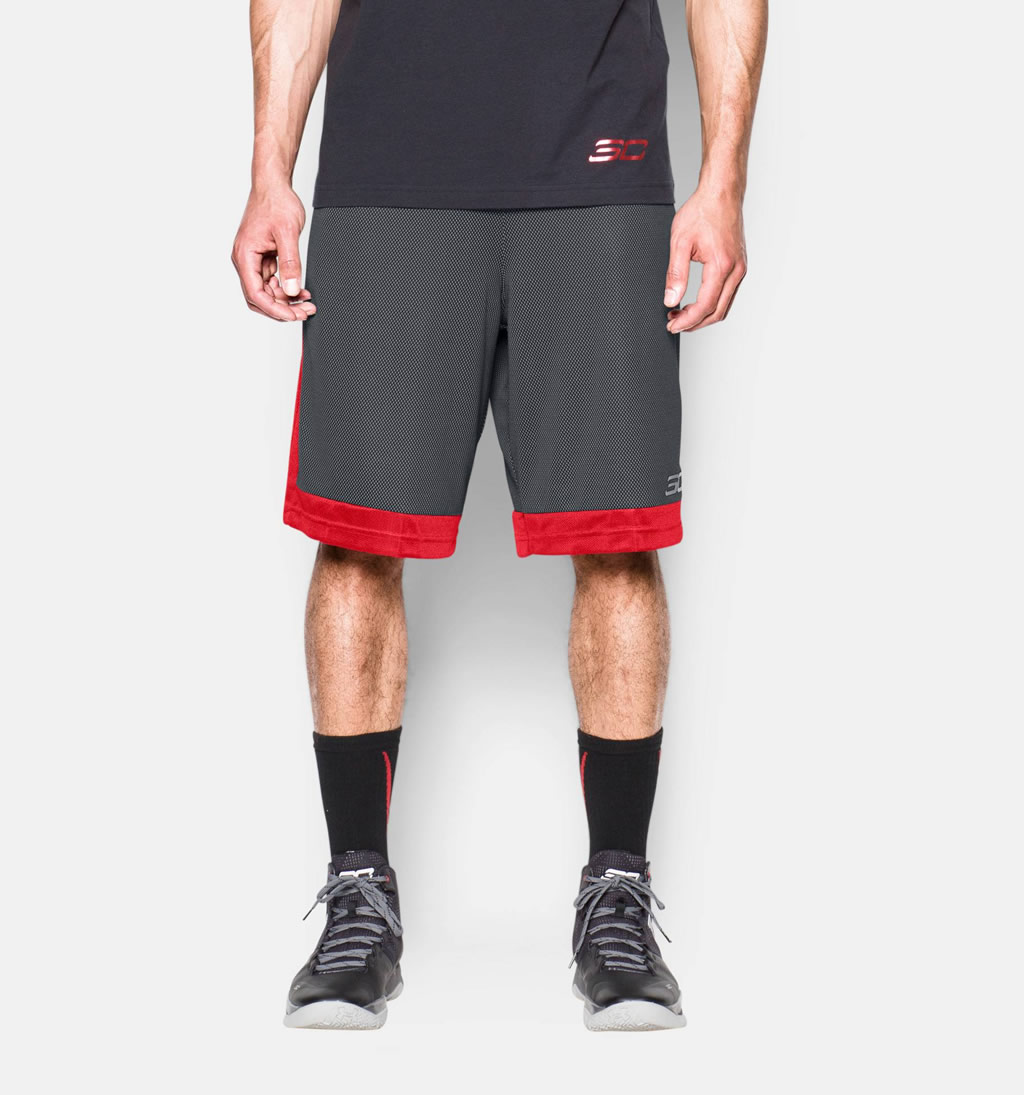 SC30 Essentials Men's Basketball Shorts By Under Armour