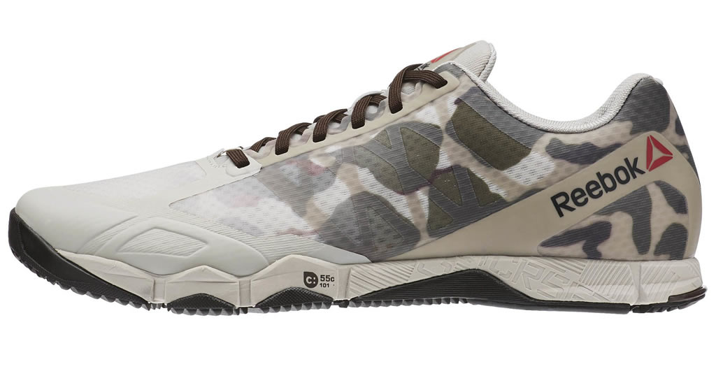 Sand Crossfit Speed TR Shoes For Men By Reebok