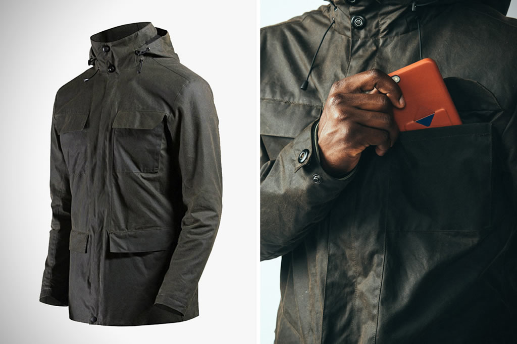 Special Edition Eiger Jacket By Mission Workshop