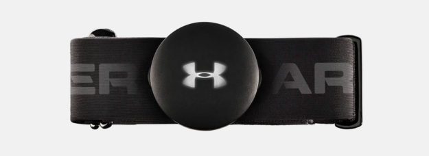 UA Heart Rate chest strap