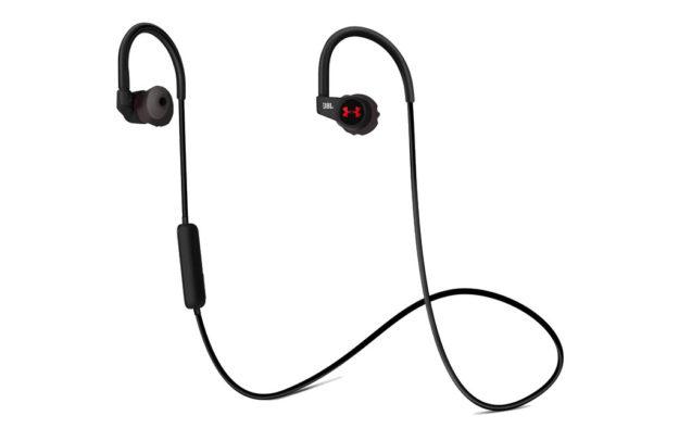 UA Sport Wireless Heart Rate Headphones