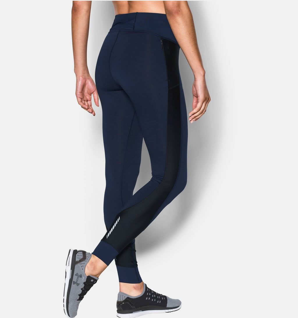 Under Armour Cold Gear leggings for women, Back