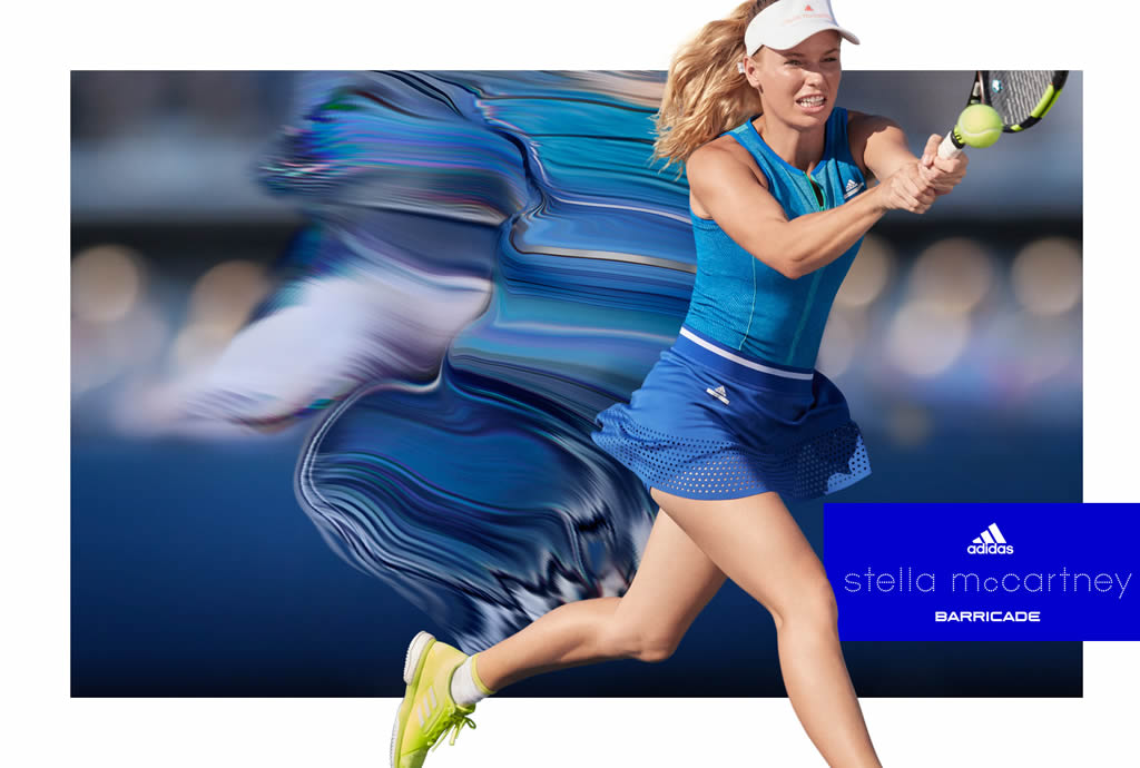 2017 Australian Open Collection By Adidas By Stella McCartney