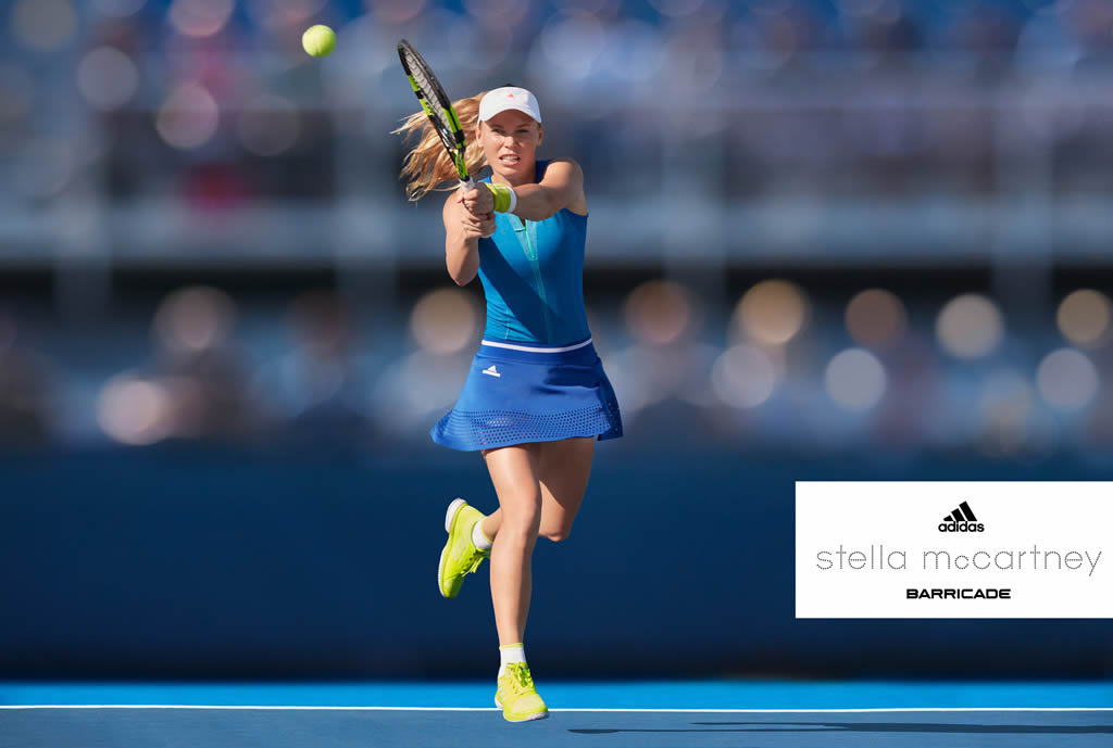 Adidas By Stella McCartney 2017 Australian Open Collection