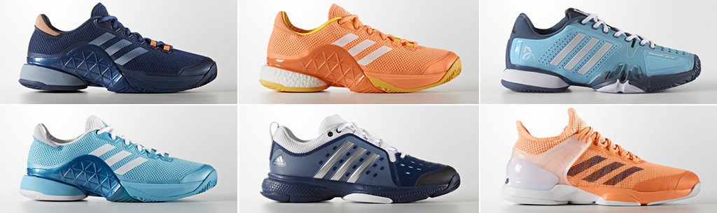 Adidas Men's Tennis Shoes In 2017