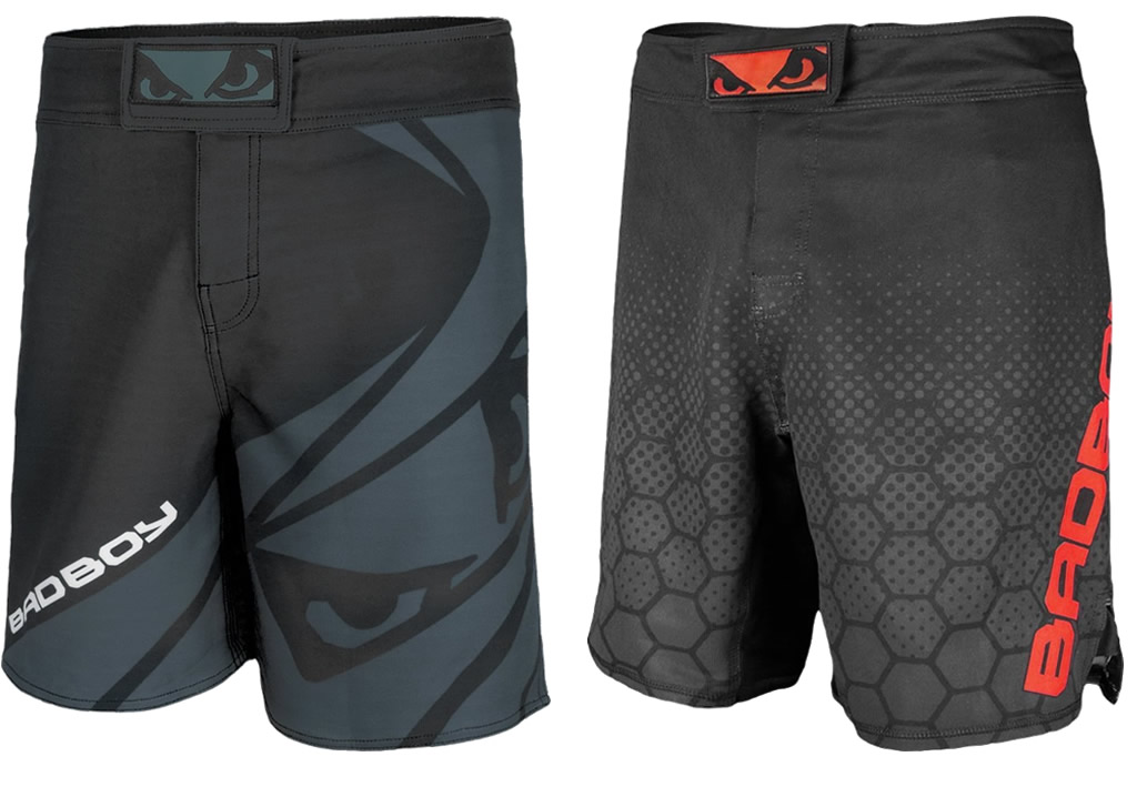 Awesome MMA Fight Shorts By Bad Boy