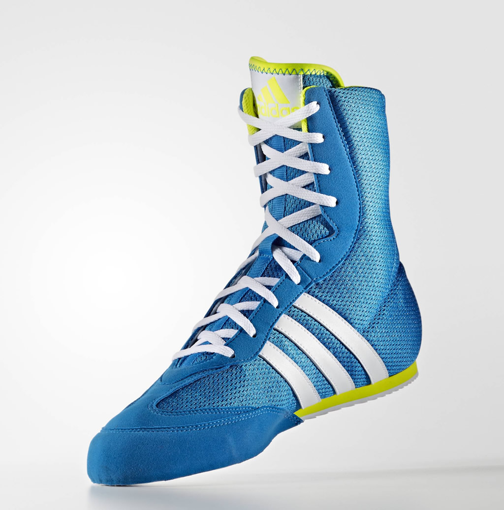 Blue Box Hog 2 by Adidas, Front