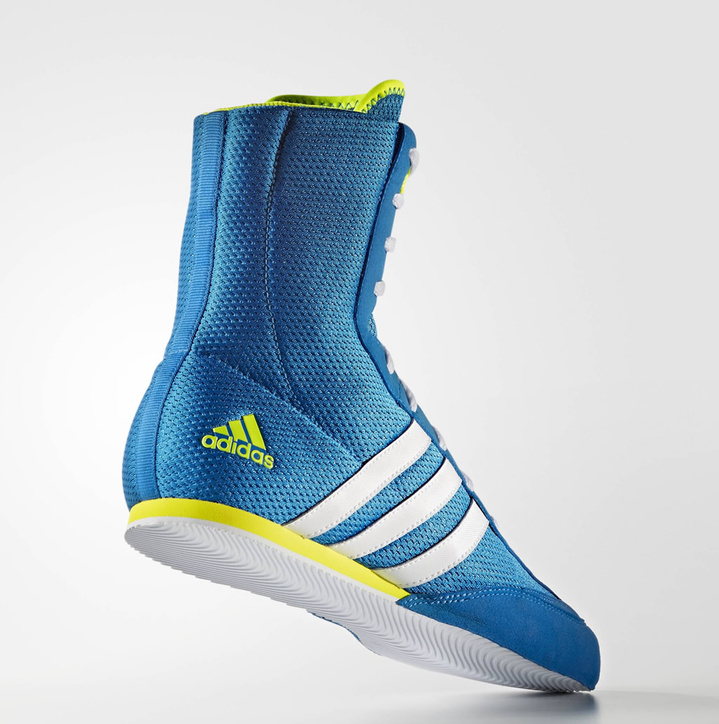 Blue Box Hog 2 by Adidas, Heel Tab