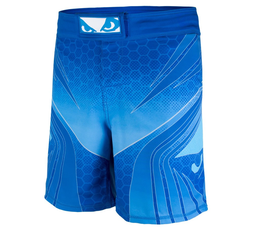 Blue Legacy Evolve MMA Shorts by Bad Boy