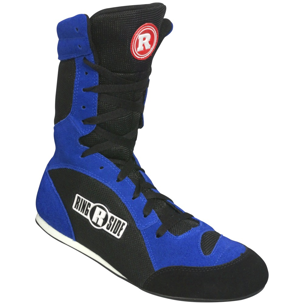 Blue Ringside Ring Master Boxing Shoes