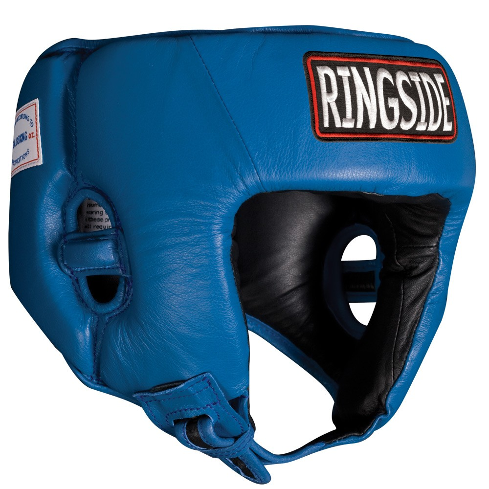 Blue Youth Competition Headgear by Ringside