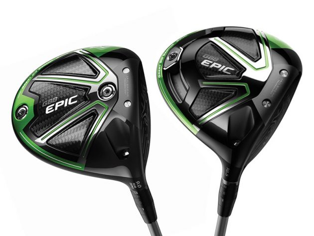 Callaway's Great Big Bertha Epic Drivers